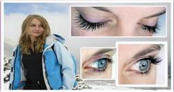 LASHES LONDON waterproof eyelash extensions
