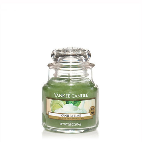 VANILLA LIME - SMALL JAR