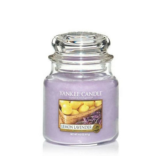 LEMON LAVENDER - MEDIUM JAR