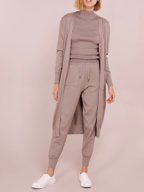 CHILL TIME SET - PANTS+TOP+CARDIGAN