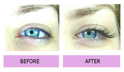 Lashes london individual extensions