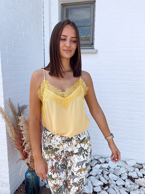 ALL TIME FAV TOP - YELLOW