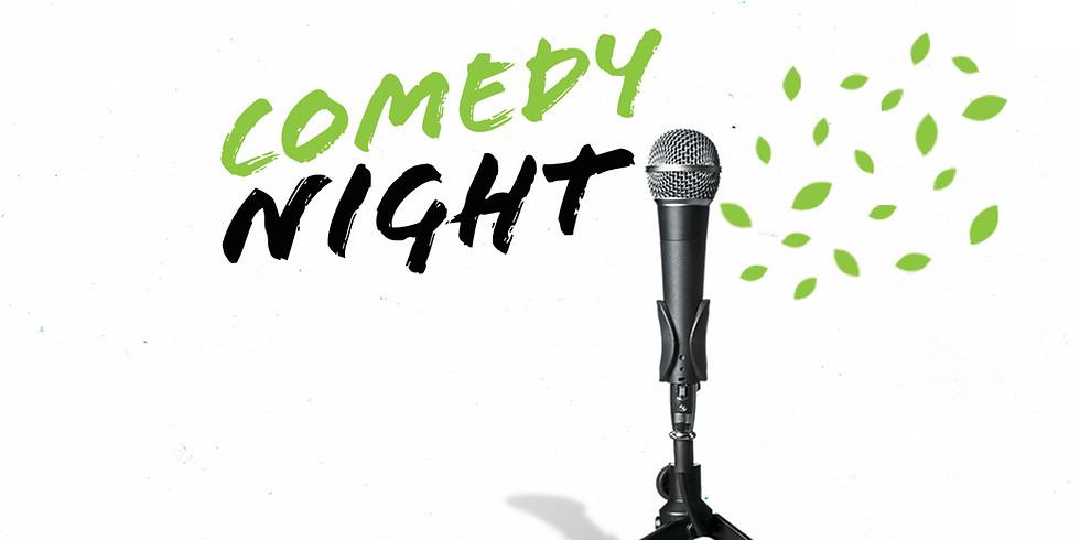 6th Annual Laugh More, Give More, Comedy Night