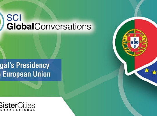 SCI Global Conversation: Portugal's Presidency of the European Union
