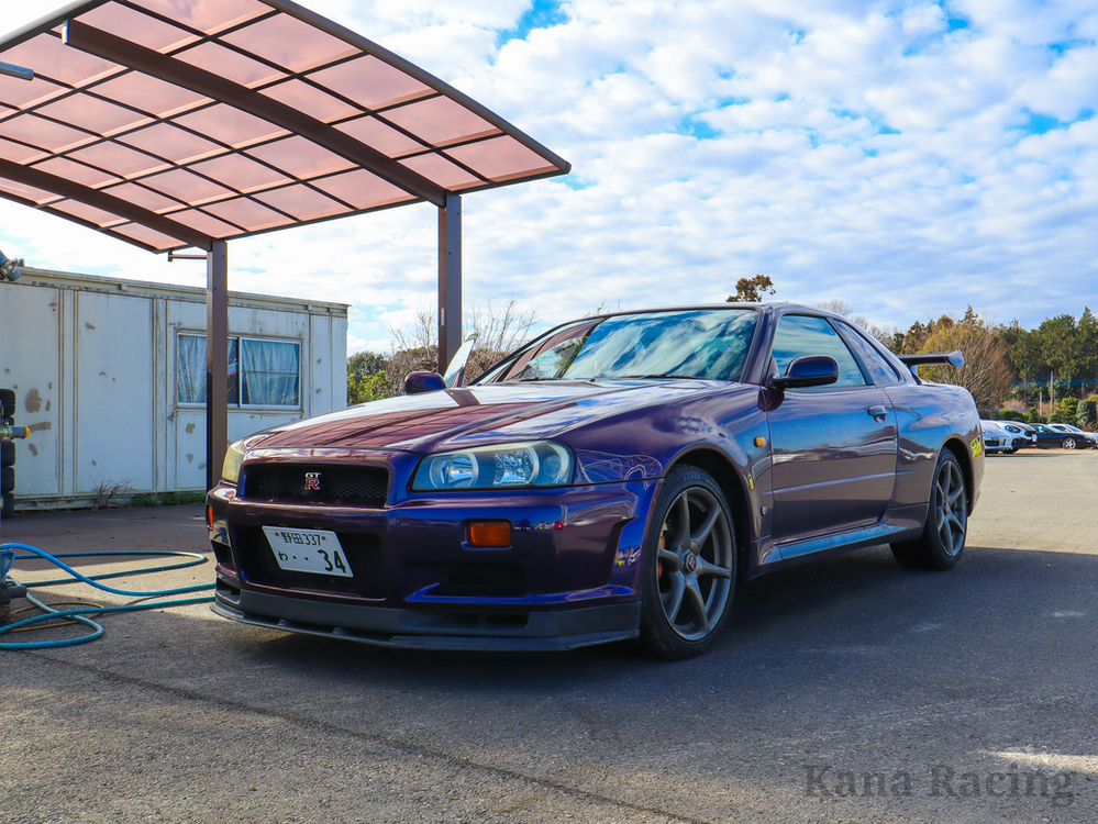 Renting a Couple Fun Cars in Japan - Omoshiro's Rent a Car