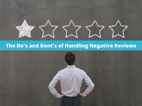 Did Your Medical Office Get a Bad Review? The Dos and Don'ts of Handling Negative Reviews