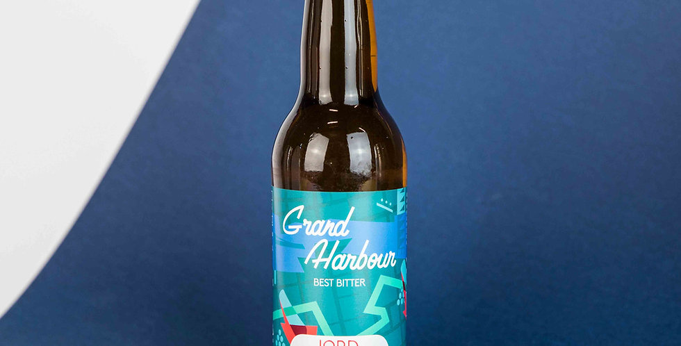 Grand Harbour 33cl.
