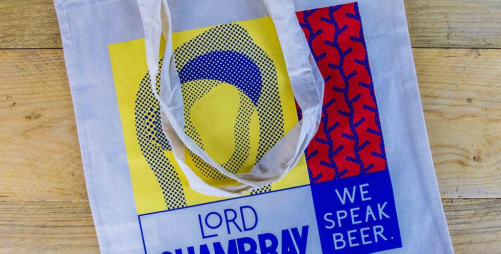Lord Chambray ECO bag