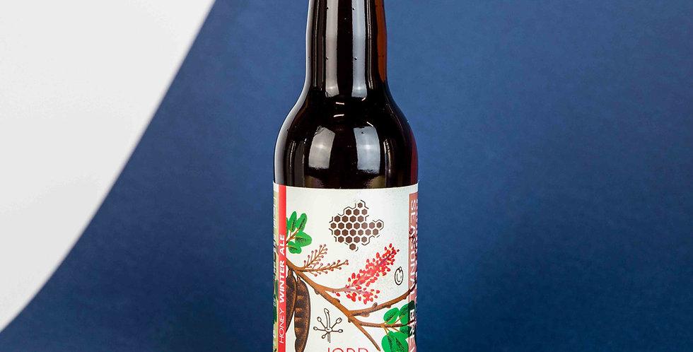 Honey Winter Ale 33cl.