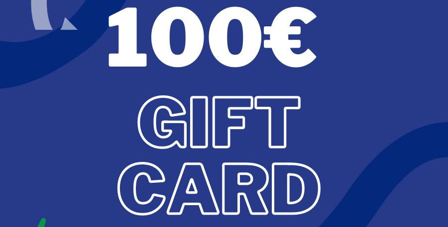 Online Shop Gift Card 100€