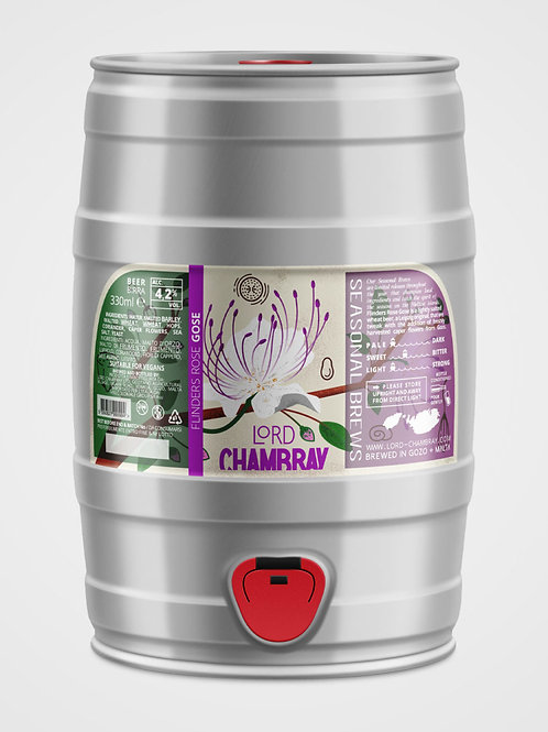 Flinders Rose 5L Keg