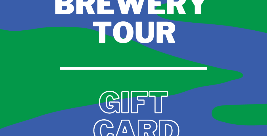 Brewery Tour Gift Card
