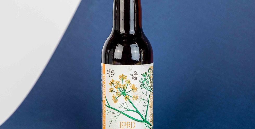 Wild Fennel Brown Ale 33 cl.