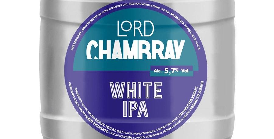 White IPA 5 L Party Keg