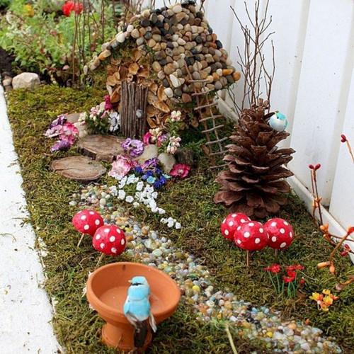 Make your own fairy garden