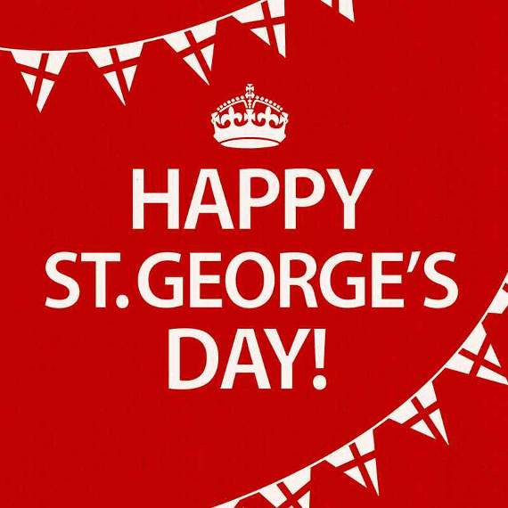 St George's Day picture/craft