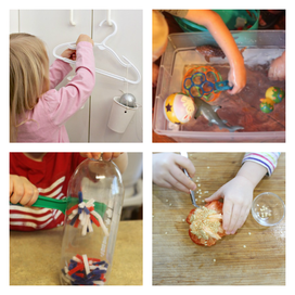 10 toddler science activities