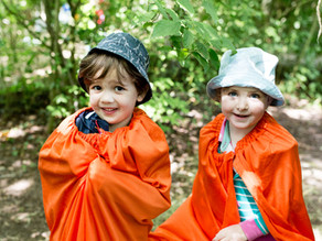 Woodland Tales at Claverdon School
