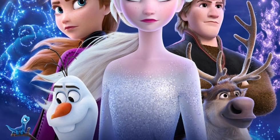 Claverdon Children's Cinema Club - Frozen 2