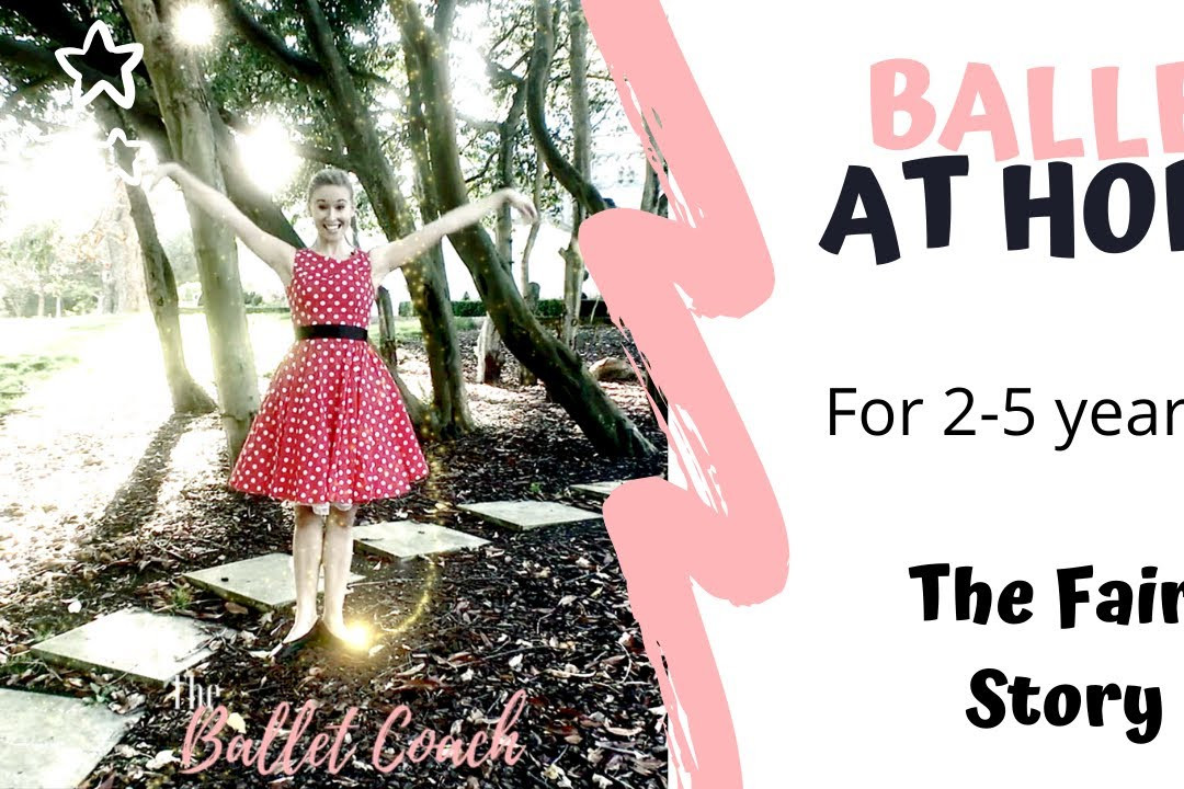 Free ballet online with The Ballet Coach