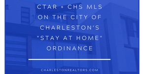 "City of Charleston ""Stay At Home"" Ordinance"