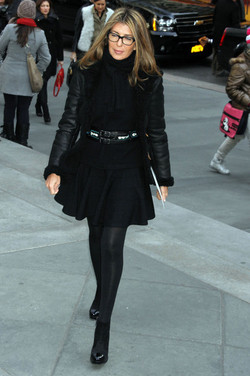 Style inspiration: Nina Garcia