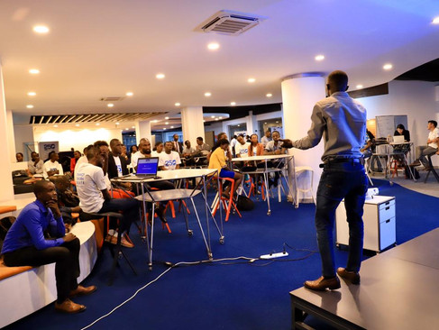 250Startups Networking Event