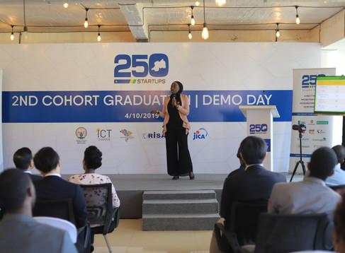 2nd Cohort Graduation