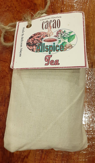 Chocolate allspice tea 2 oz