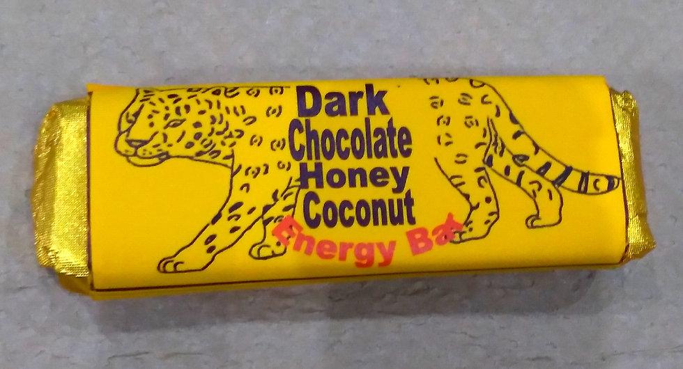Dark chocolate coconut honey
