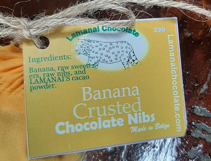 Banana nibs
