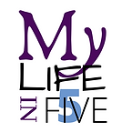 My Life in 5 Logo.png