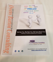 Welcoming Environment Booklet