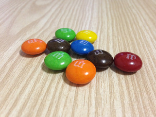 4 Lessons Learned from a Bag of M&M's