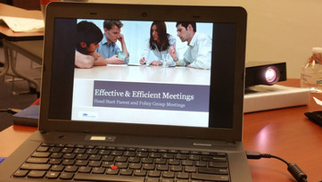 Effective & Efficient Meetings