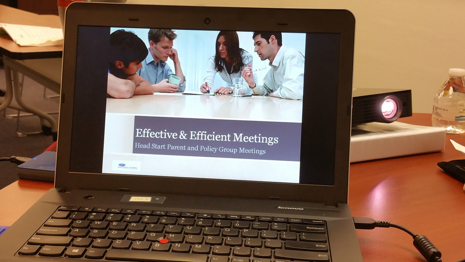 Effective & Efficient Meetings