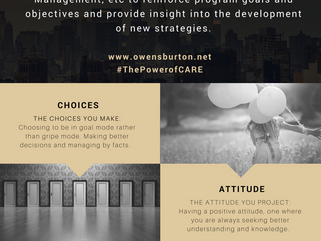The Power of CARE