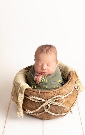 5 day old newborn