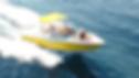 monterey 214 SF gelb bootsvermietung mallorca boot mieten mallorca erlebnisgutschein bootsverleih wakeboarden wasserski schnorcheln klippenspringen sportboot boatscharter erlebnisboot wassersport mallorca familienausflug mallorca bootsevents motorboot mieten mallorca gutschein mallorca schnorcheln bootstour