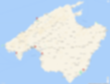Standorte Sunboats Mallorca Bootsvermiet