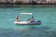 Bootsverleih Mallorca Porto Pedro Zodiac