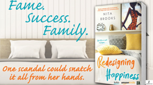 New Release!Redesigning Happiness by Nita Brooks