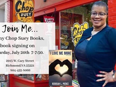 I Love Me More...by Rebekah Lynn Pierce