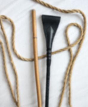 Jute Rope Domina Tilda Rose Shibari