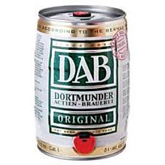 Cerveza Dab Barril X 5 Lt