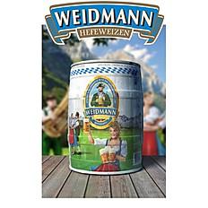 Cerveza Weidmann Barril x 5 Lt