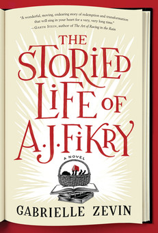 REVIEW: The Storied Life of A.J. Fikry by Gabrielle Zevin