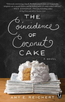 REVIEW: The Coincidence of Coconut Cake by Amy E. Reichert