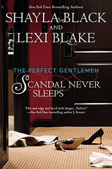 REVIEW: Scandal Never Sleeps by Shayla Black & Lexi Blake