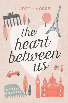 Book Tour & REVIEW: The Heart Between Us by Lindsay Harrel